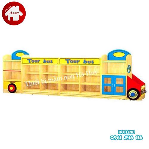 bộ giá xe bus 5 khối