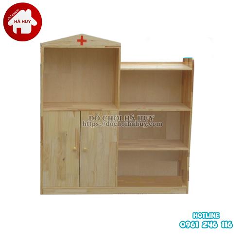 Tủ bác sỹ cho trường mầm non HC4-008