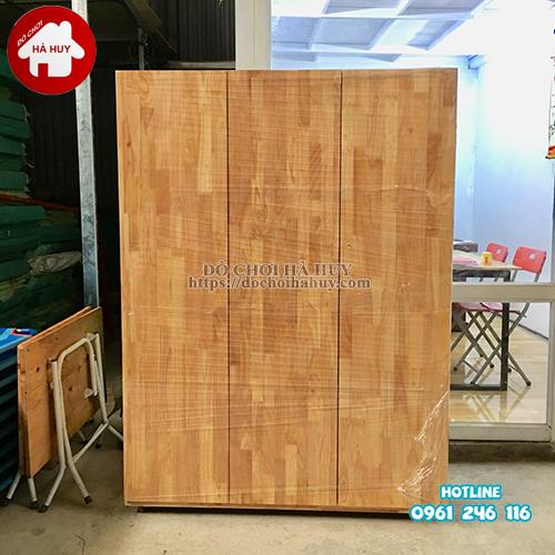 Tủ đựng chăn chiếu trường mầm non HC4-014-1