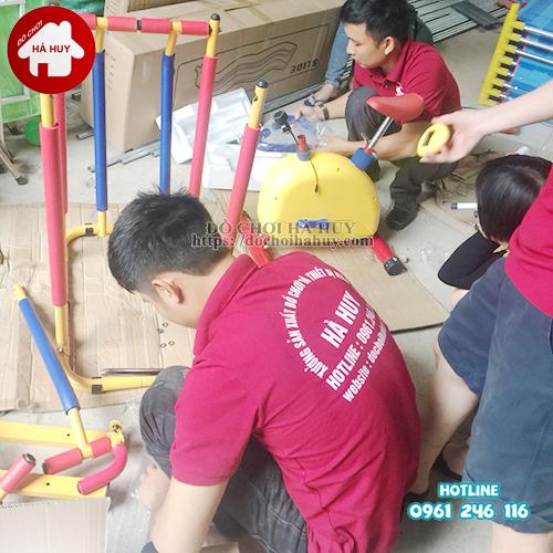 Bộ luyện cơ chân theo bước đi cho bé HA7-004-4