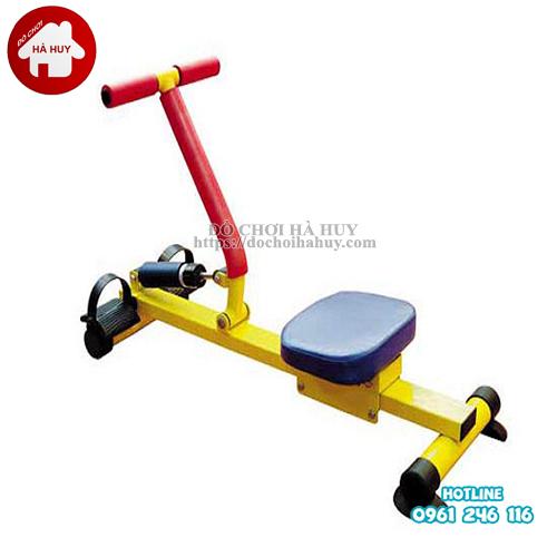 Máy chèo thuyền đơn cho bé mầm non HA7-007