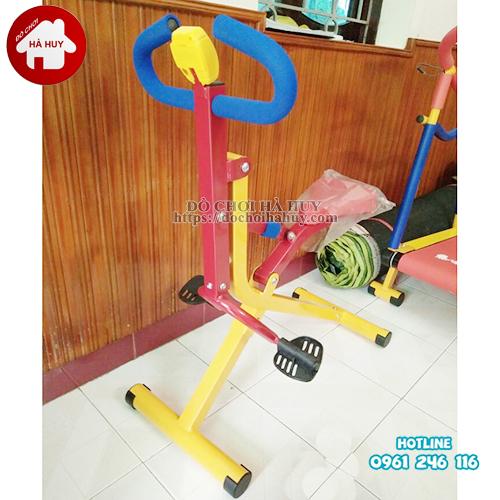 Máy tập gym kiểu cưỡi ngựa cho bé mầm non HA7-009-1