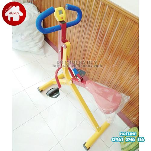 Máy tập gym kiểu cưỡi ngựa cho bé mầm non HA7-009-2