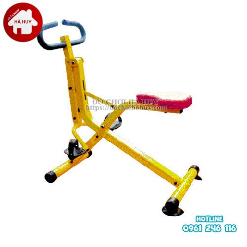 Máy tập gym kiểu cưỡi ngựa cho bé mầm non HA7-009