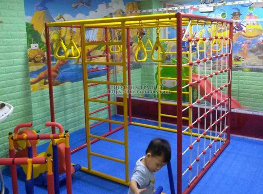 Sản xuất lắp đặt đồ chơi vận động cho trường mầm non tại Hà Nội