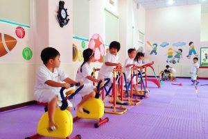 Cung nhau tìm hiểu trẻ em có nên tập GYM không?