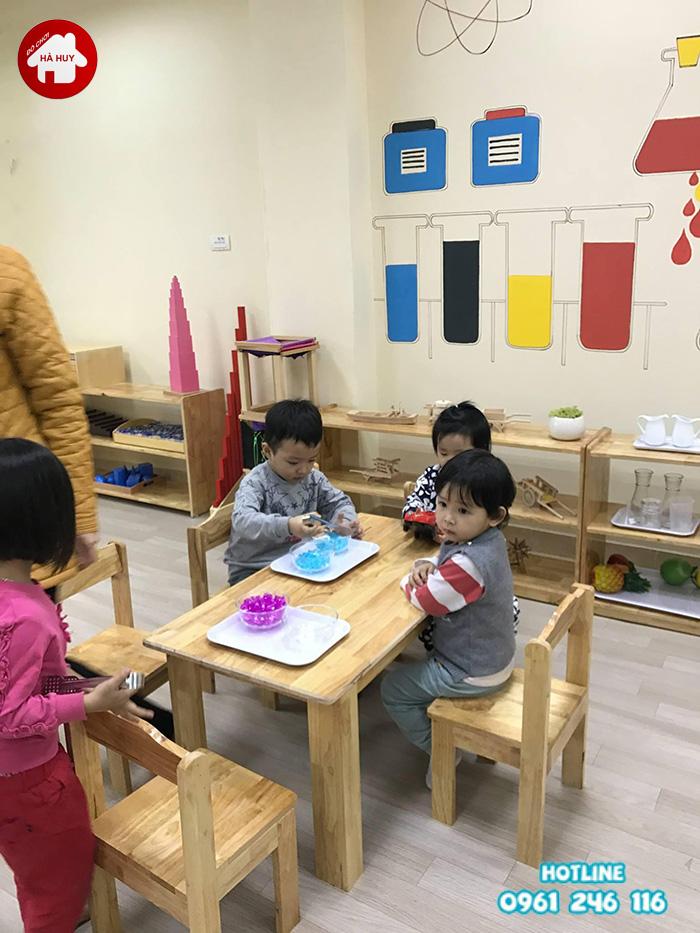 >> Xem thêm: Lắp đặt đồ chơi vận động ngoài trời tại Hà Đông Hà Nội